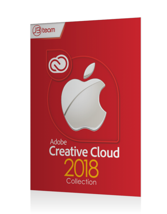 Adobe Creative Cloude 2018 MAC